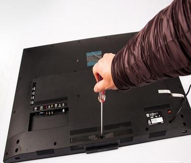 40寸小米电视2 拆机【组图鉴赏】评测