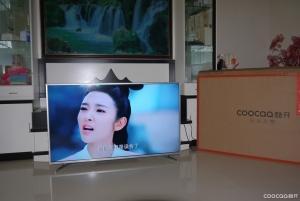 3000元值得买的55英寸智能电视--酷开55U2