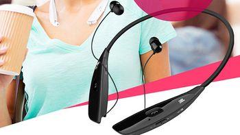 #原创新人# 第一个蓝牙耳机 — LG HBS-810 开箱