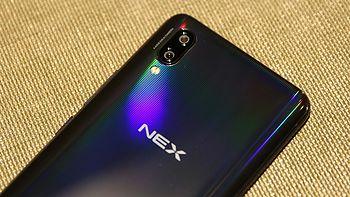 """再无从质疑的 """"全面屏""""—vivo NEX 手机开箱简评"""
