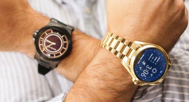 Michael Kors两款时髦智能手表搭载骁龙2100