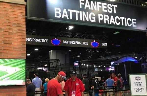 每个人都是MLB球星 本垒打VR体验太火爆