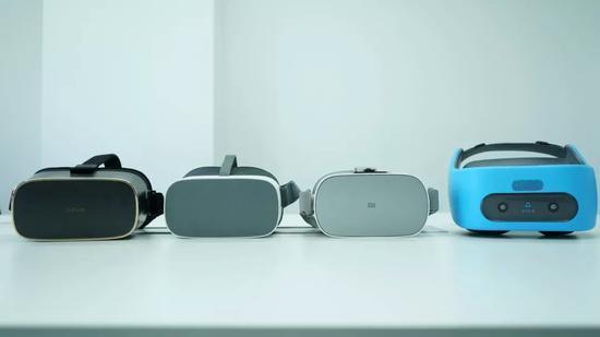 哪款产品发热最严重 四大主流VR一体机深度横评
