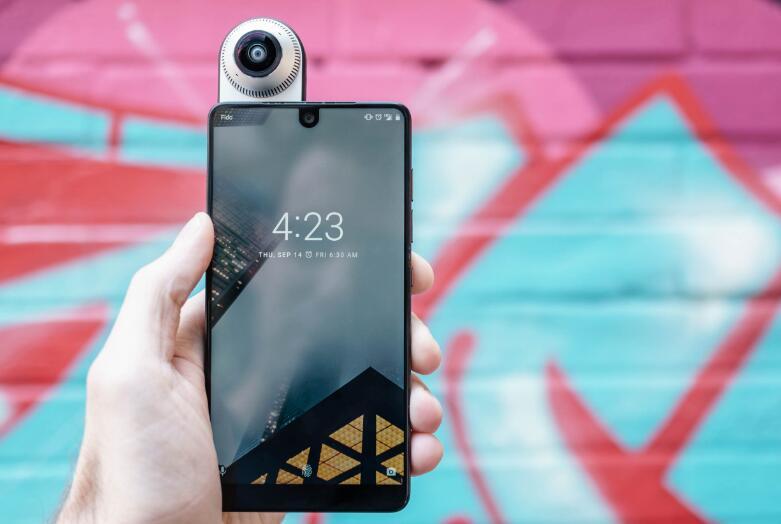 Essential手机模块,Essential全景相机体验手记