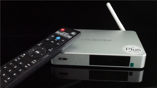 海美迪Q5 Plus超高清4K HDR播放器 4K时代的必备
