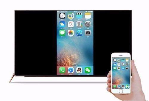 教你如何把手机屏幕投屏到电视