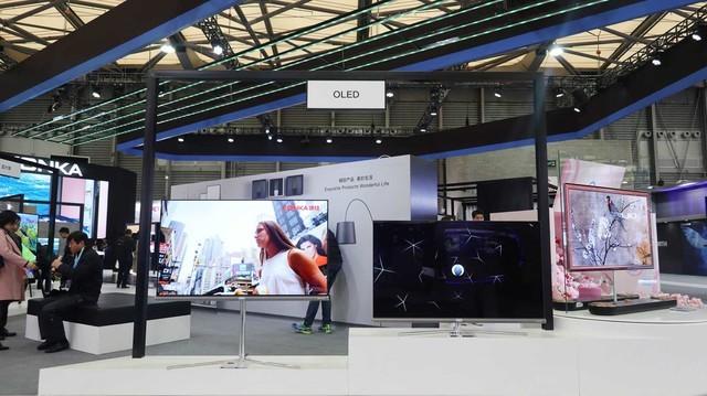 康佳OLED亮相AWE2019 壁纸电视彰显创新实力