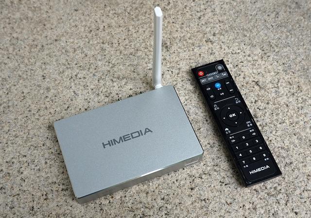 简明易用还能K歌的电视盒子,海美迪H7四代白金版评测