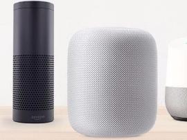 亚马逊回应苹果HomePod:和我家的Echo是两回事