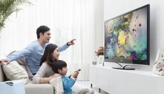 百度携手开发TVOS平台电视游戏,被广电收编?
