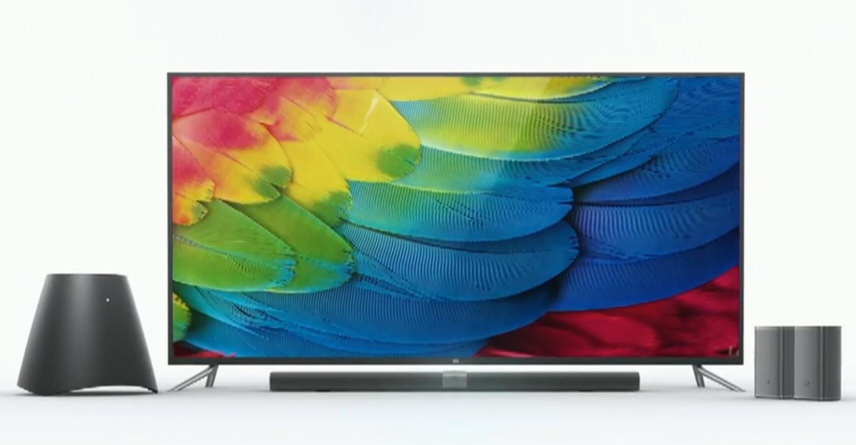 小米电视3S人工智能电视通过苹果手机安装第三方应用