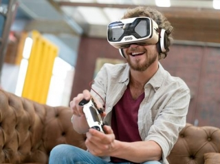 MVR Ascend全能VR装备