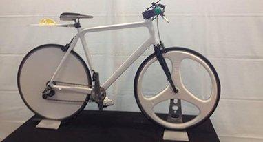 当别人还在买自行车的时候 我已经打印着玩了