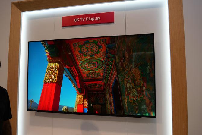 CES 2019:华为智能设备/8K电视齐亮相