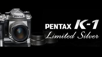 #晒单大赛# Pentax 宾得 K-1 Limited Silver 相机 到手,就等迎娶银色公主了
