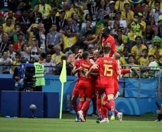 球迷商家太拼了 比利时赢法国电视免费拿