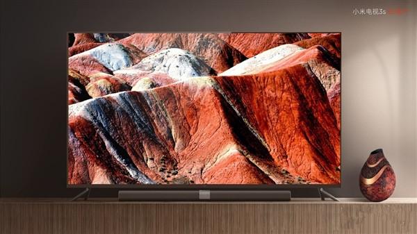 一张图看懂小米电视3S