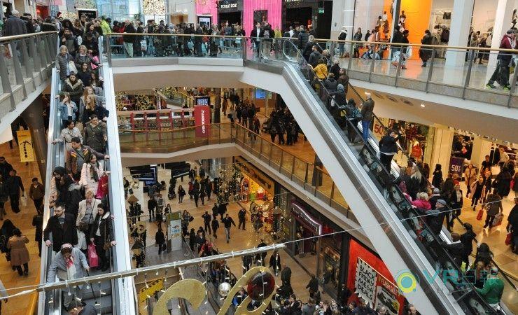 英国购物商场巨头在万圣节期间将推出AR史酷比体验