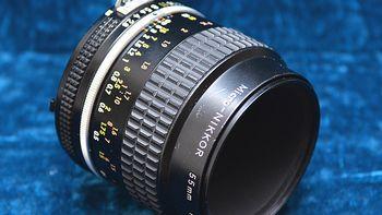 老将出马锐不可当 — 尼康 AIS 55mmF2.8 手动微距镜头 开箱