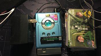 晒一个老物件 — Panasonic 松下 RQ-SX46 线控随身听