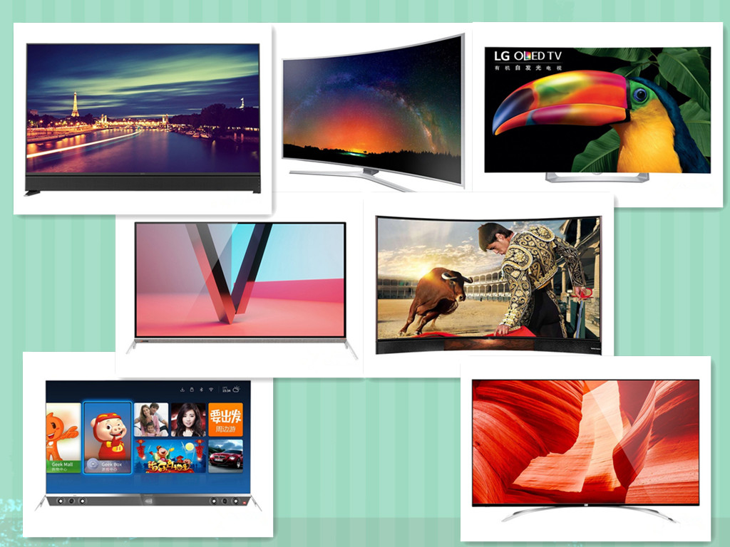 55寸智能电视成时代主流  如何选择不犯愁