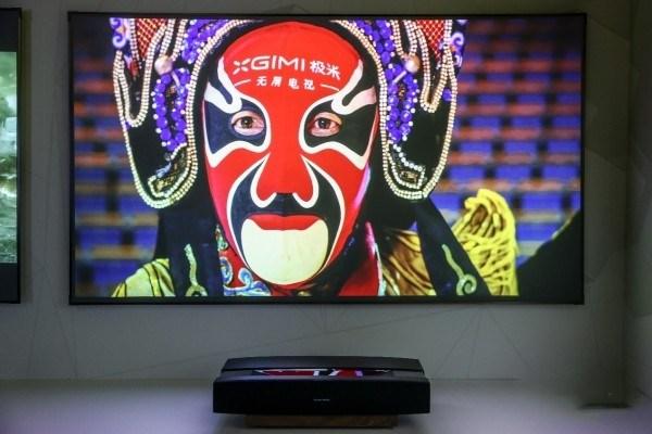 极米无屏电视双11迎来年度好价格