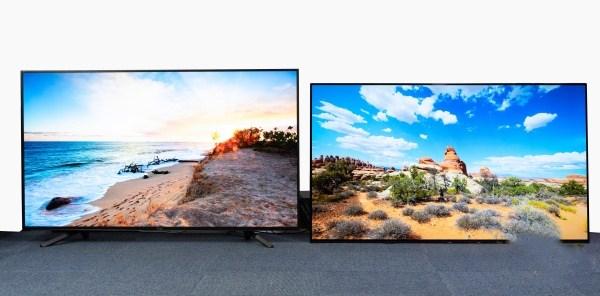画质标杆还看索尼 索尼Z9F液晶电视、A9F OLED电视首测