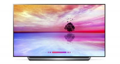 LGD:2018年上半年OLED电视面板出货量翻番