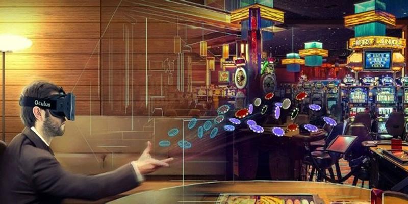 不打针不吃药更不电疗 VR将成无数赌徒的新救命稻草