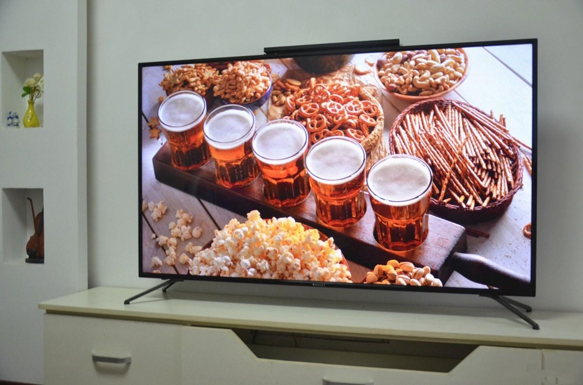 10.9毫米边框+55寸4K屏!这款智能电视值得入手吗?