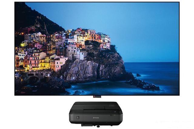 3-5万元级别,爱普生CH-LS100激光电视深度测评