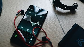 Tiger5G谈数码 篇三:让声音跑起来Jaybird freedom Wireless 无线蓝牙运动耳机