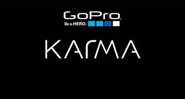 终于来了!GoPro将在9月19日发布Karma无人机