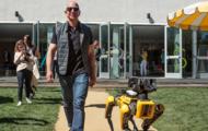 贝索斯召开新会议:关于人工智能、乐观主义者和亚马逊