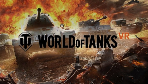 《坦克世界VR》将全新开发支持基于位置的VR体验