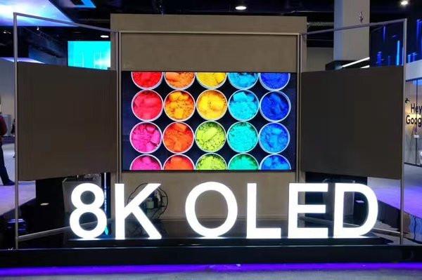 彩电厂商们都准备好了 盘点CES2019展会上的8K电视