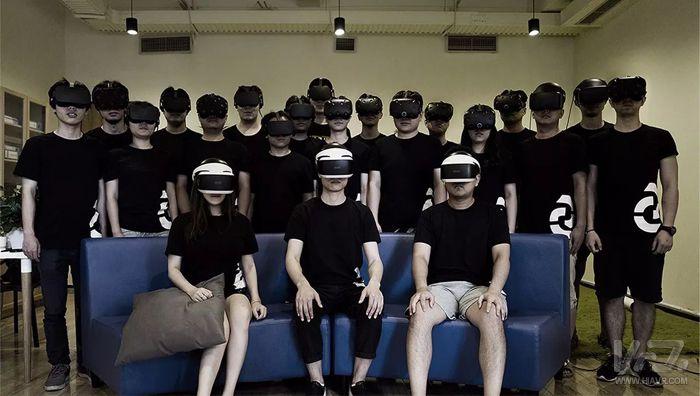 成都VR游戏团队飓风地带获德商资本投资