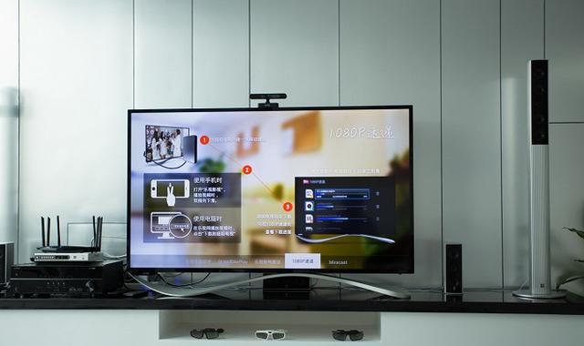 最流行的电视盒投影仪,不买电视机就能看电视节目