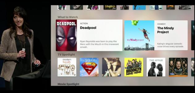 苹果强化AppleTV 电视没看完拿起iPhone继续