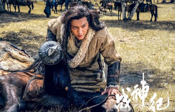 陈伟霆林允最新大片《战神纪》,腾讯视频TV版全网独播