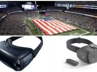 NFL高层谈VR技术:移动端是VR+美式足球的依托
