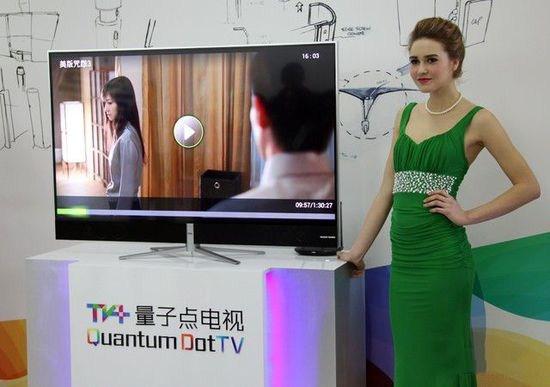 TCL三星大力推广 量子点电视到底好在哪里?