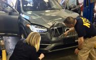 Uber无人车致死案调查发布 玩手机的司机或被指控