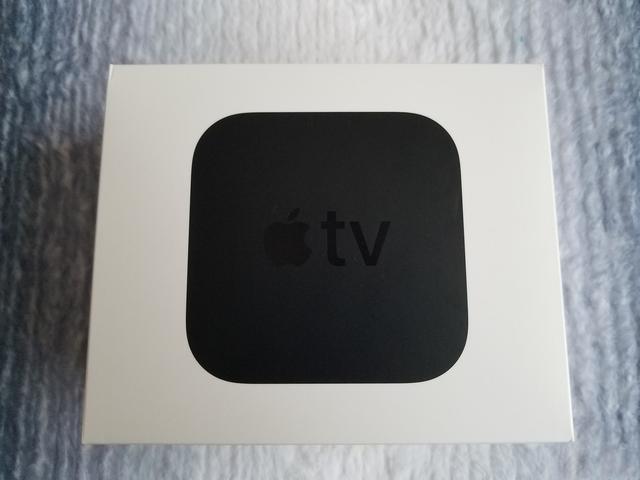 美版64G AppleTV 4K开箱与日常使用笔记