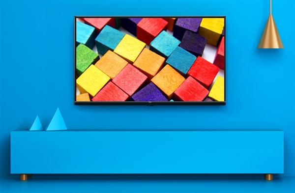 你家卧室缺台电视? 小米32寸小尺寸智能电视来了