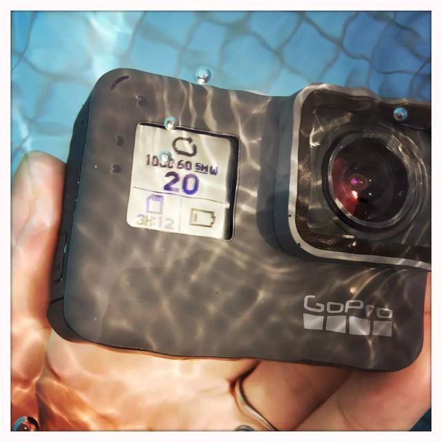 GoPro hero5中国区个人使用首秀