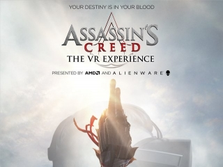 《刺客信条》电影推出VR体验为影片宣传