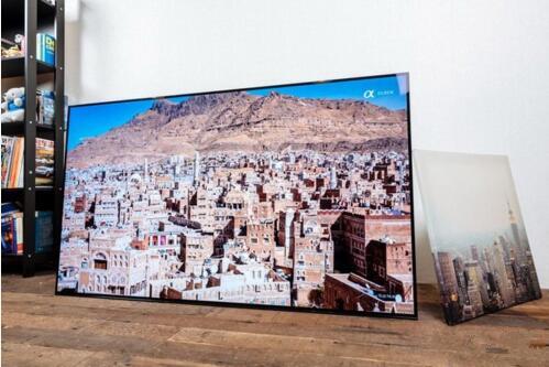 王者荣耀!索尼用A1告诉你这才是真OLED智能电视
