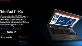 联想小黑Thinkpad T460P 篇一:美国联想8通道购入小黑 — Thinkpad T460P开箱