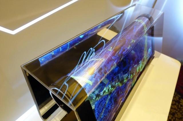 量子点终极进化 京东方推出电致QLED屏幕